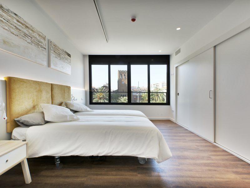 Apartaments adaptats per a la vida autònoma Guttmann Barcelona Life